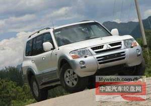 驰骋在达喀尔的国产车,解析帕拉丁与帕杰罗 高清图片